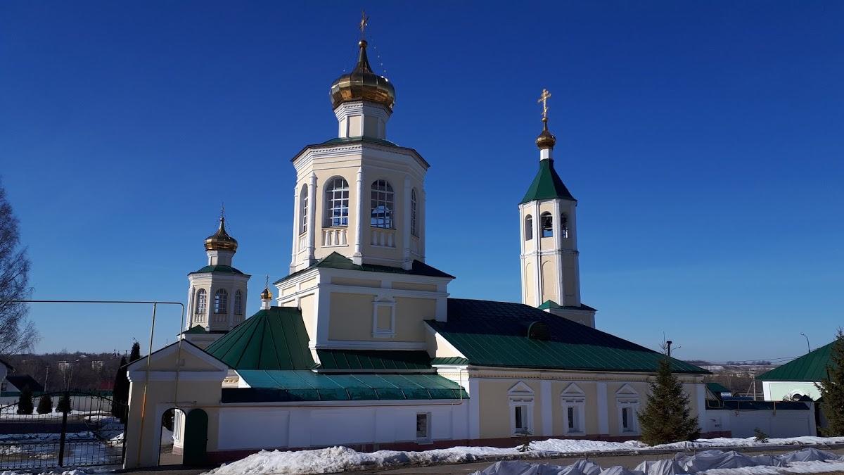 Иоанно-Богословский Макаровский мужской монастырь