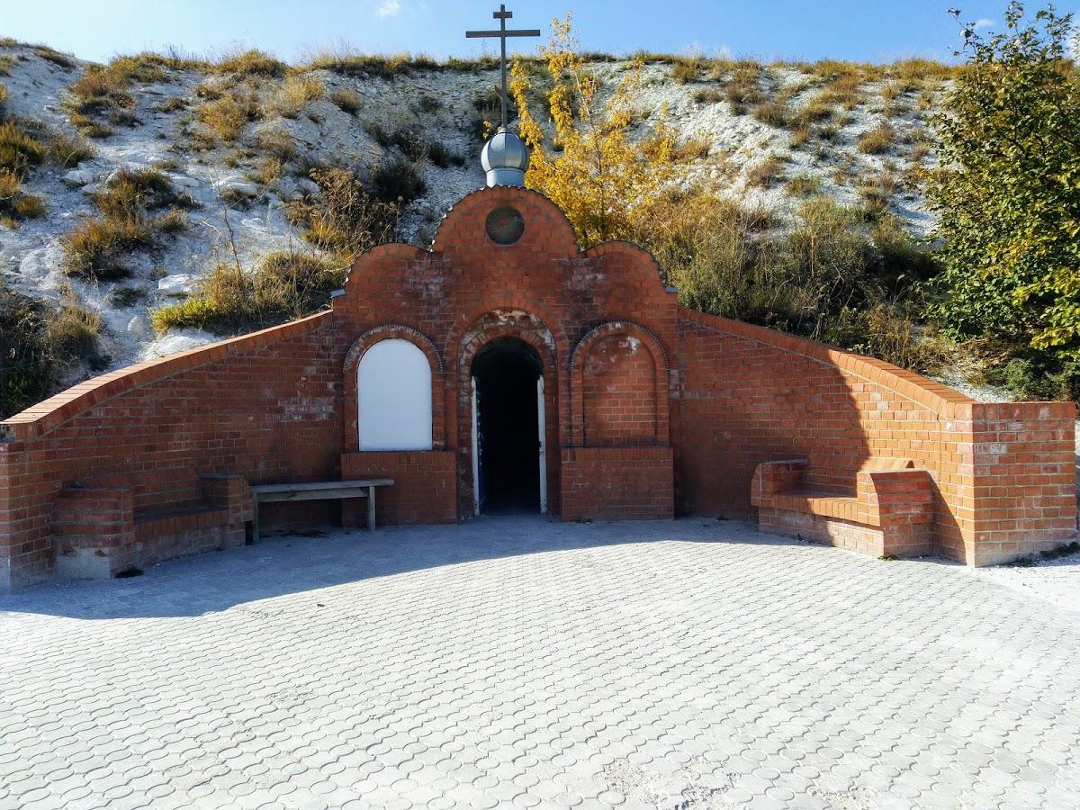 Каменно-Бродский Свято-Троицкий Белогорский монастырь