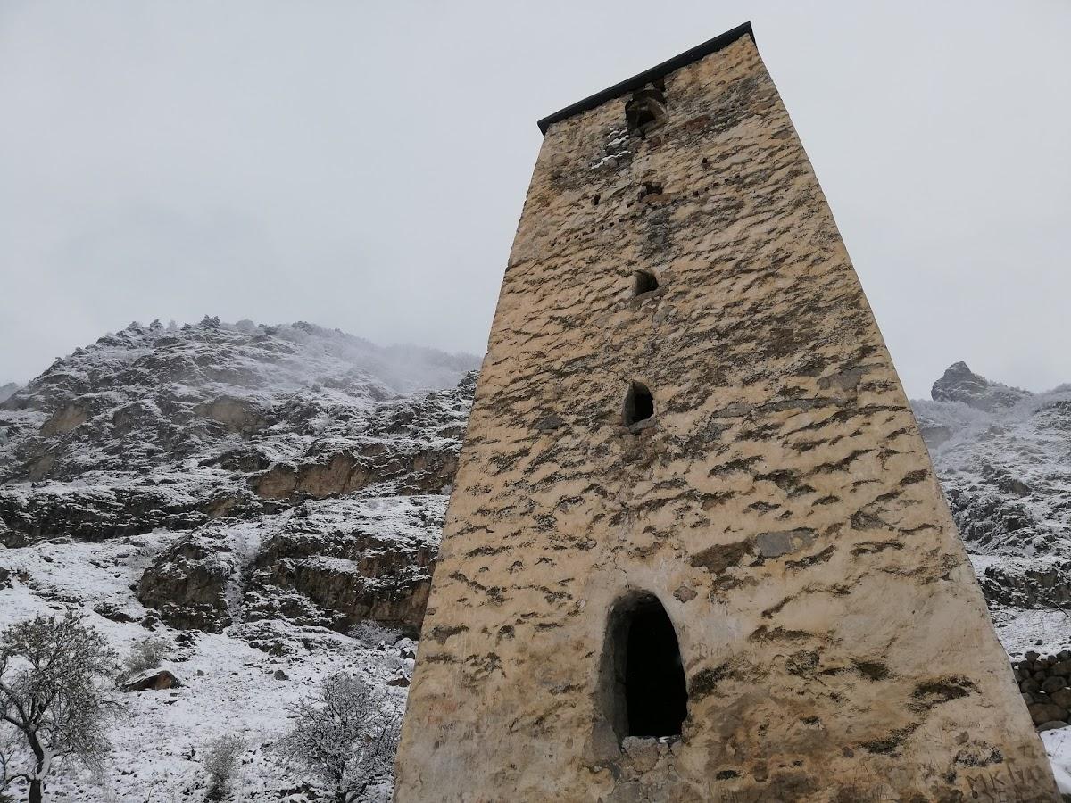 Башня Абаевых ( Абай Къала)
