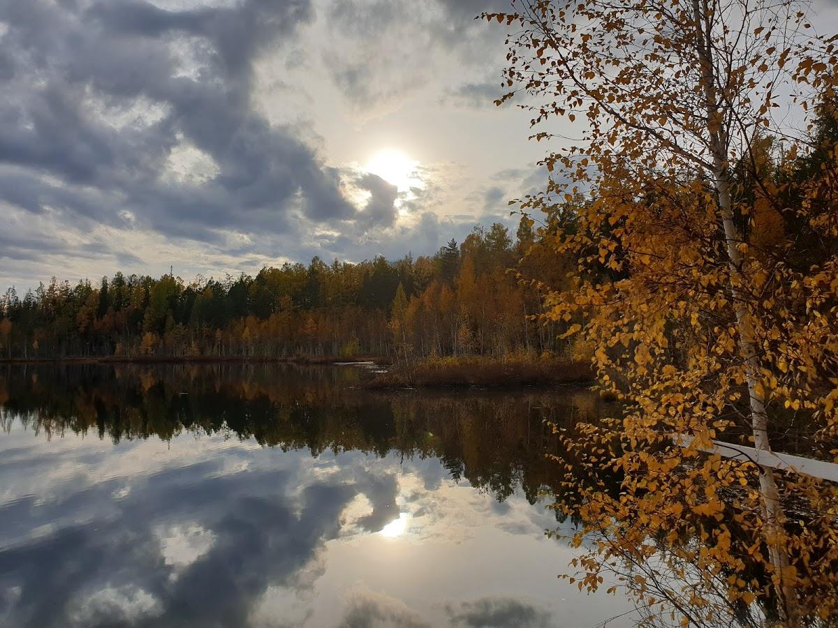 Озеро Илим
