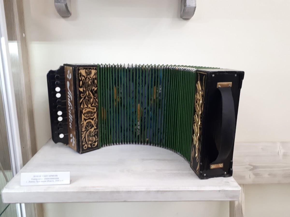 Тульский музей гармони деда Филимона