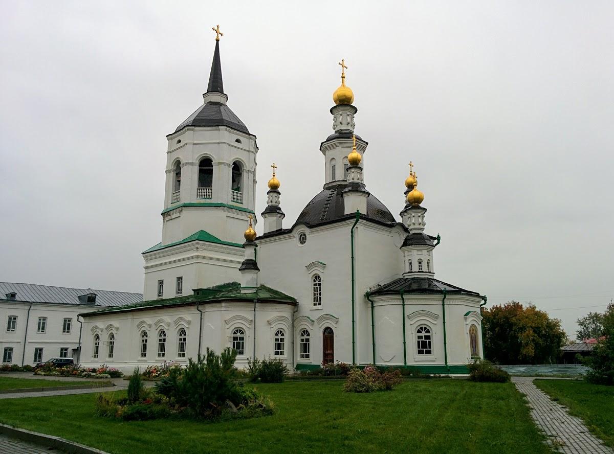 Богородице-Алексеевский Мужской Монастырь