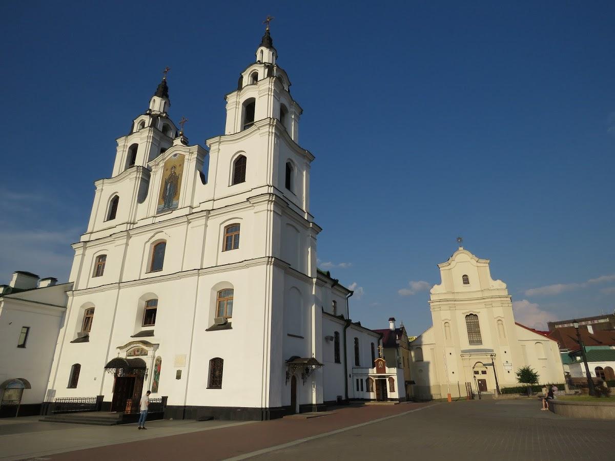 Монастырь Святого Духа Базилианок