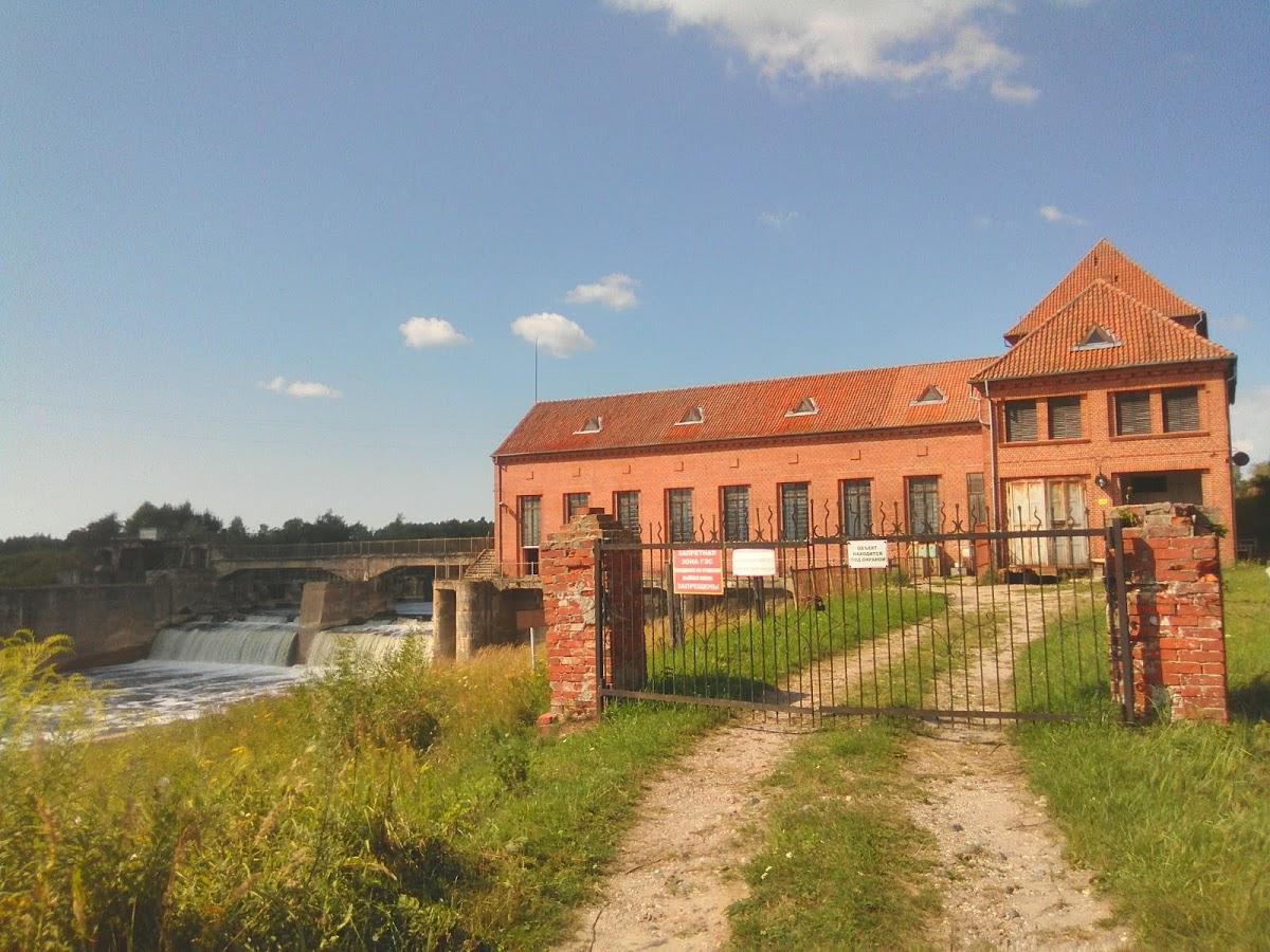 Правдинская ГЭС-4