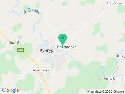 """Карта Гостинично-туристический комплекс """"Сталагмит"""""""