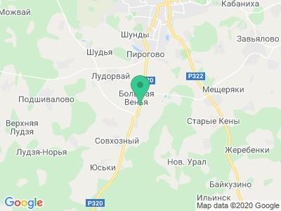 """Карта Семейный парк отдыха """"История"""""""