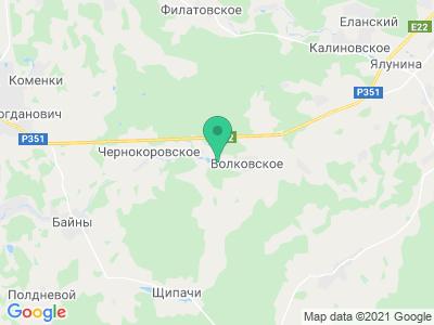 """Карта Загородный клуб """"Паршино"""""""
