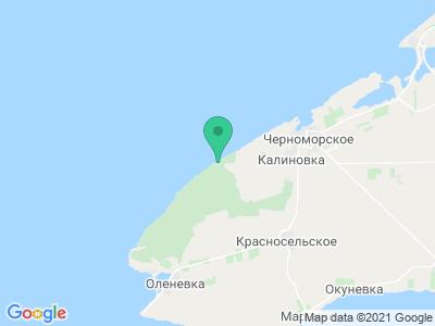 Карта Бухта Кипчак