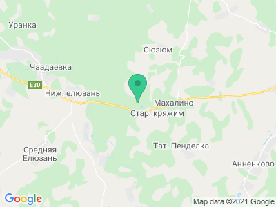 """Карта База отдыха """"Лагуна Парк"""""""