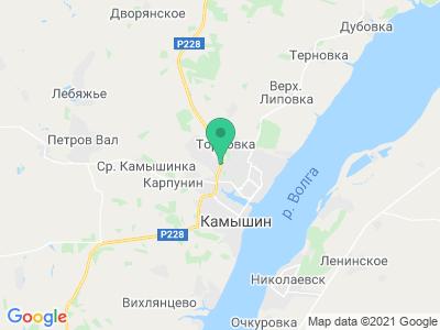 """Карта Гостиничный комплекс """"Прага"""""""