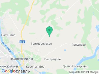 Карта Кемпинг Левцово