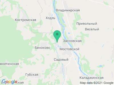 """Карта База отдыха """"Старая мельница"""""""