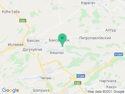 """Карта Спортивно-оздоровительный комплекс """"Гедуко"""""""