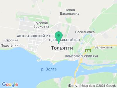 Схема проезда Кемпермебель.рф