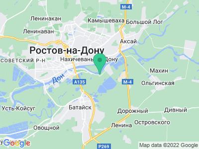 Карта Кемпинг Рыбколхоз