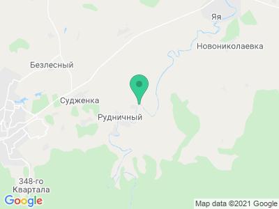 "Карта База отдыха ""Лукоморье"""