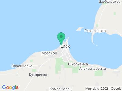 "Карта База отдыха ""Автокемпинг Кедр"""