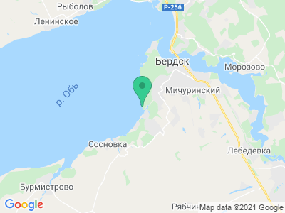 """Карта База отдыха """"Парк на Камнях"""""""