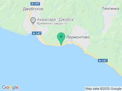 "Карта Пляжный кемпинг ""9-й километр"""
