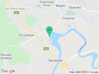 Карта Островецкая Лука