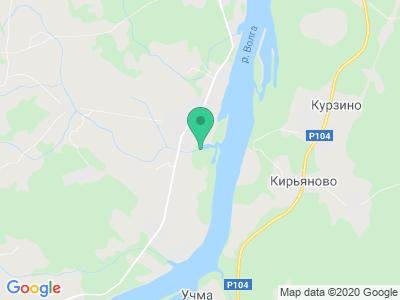 """Карта Кемпинг в городе мастеров """"Мышгород"""""""
