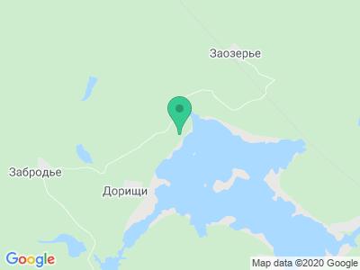 "Карта Кемпинг-парк ""Сова"""