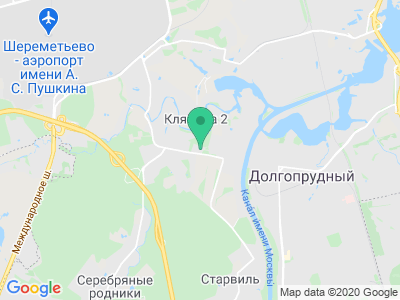 "Карта Кемпинг ""Олимпиец"""