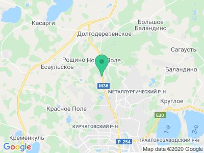 Схема проезда Кемпер Групп Урал
