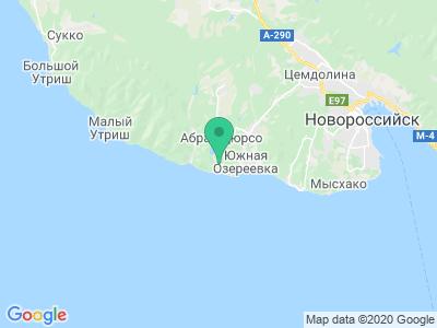 """Карта Автокемпинг """"Круглое озеро"""""""