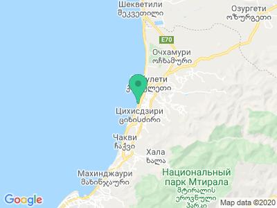 Карта GeoCamp Black Sea