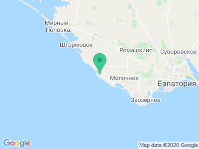 Карта Vitino Beach