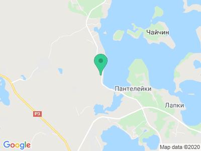 """Карта Агроусадьба """"Струсто"""""""