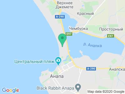 """Карта Пансионат """"Звездочка"""""""